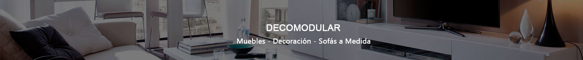 Decomodular - Muebes y Decoración